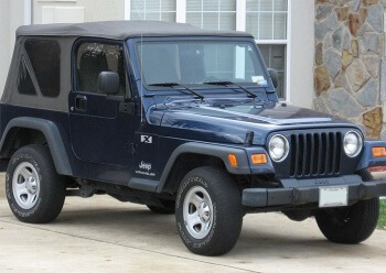 Used Jeep parts Milwaukee (Racine) off I-94 W from Chicago