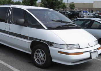 2004 oldsmobile silhouette alternator