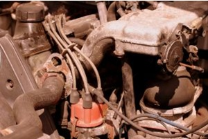 Used Car Engine for Sale from Milwaukee Salvage Yard