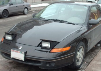 Get Saturn S Series parts from Milwaukee salvage yard